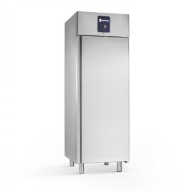 Rustfrit fiskekøleskab 605L