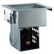 Rustfri drop-in ventileret kølebrønd, 2GN
