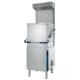 Rustfri hætteopvaskemaskine, ESD og LIME, Isoleret hætte, Afsp-/sæbe-/afløbspumpe