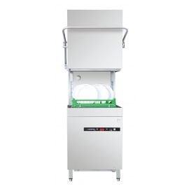 Comenda hætteopvaskemaskine, RCD, 65 kurve/timen