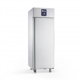 Rustfrit køleskab 554L