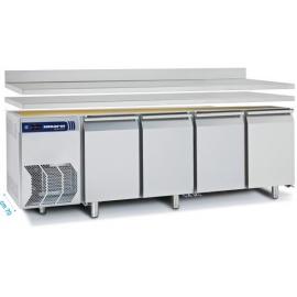 Samaref frysedisk 4 døre, u/topplade, 538L, ekstra fordamper