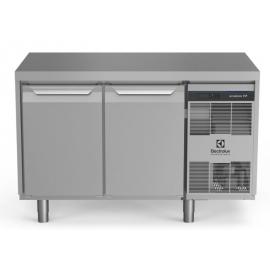 Electrolux frysedisk, 2xlåger, topplade, 290L