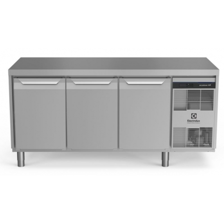 Electrolux frysedisk, 3xlåger, topplade, 440L