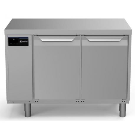 Electrolux frysedisk, 2xlåger, topplade, 290L, ekskl kompressor