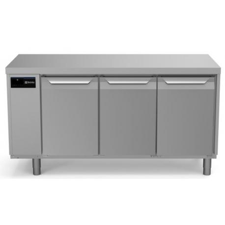 Electrolux frysedisk, 3xlåger, topplade, 440L, ekskl kompressor